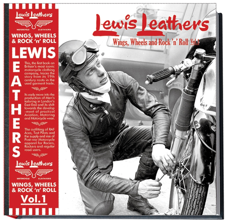 Lewis Leathers Book