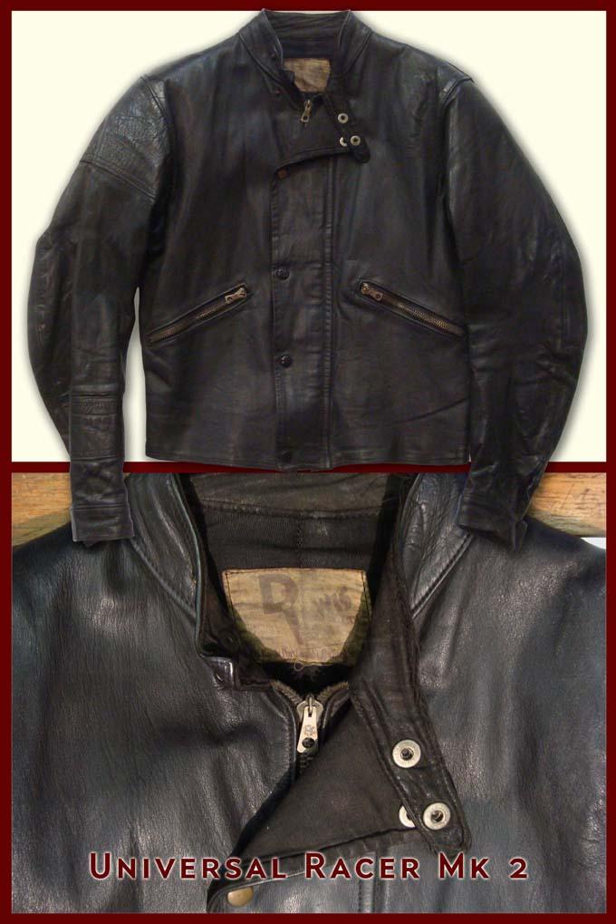 1930a Universal Racer Mk 2 jacket