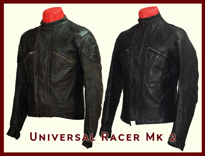 40s & 50s Universal Racer Mk 2 jackets