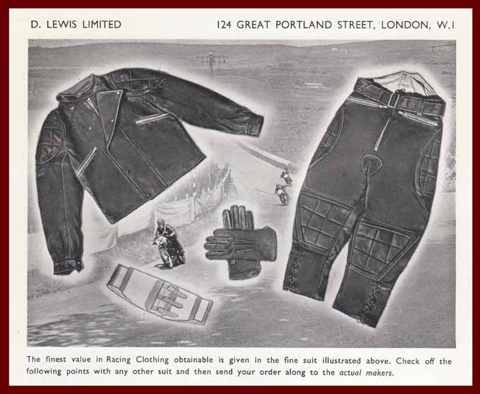 D Lewis Ltd catalogue image