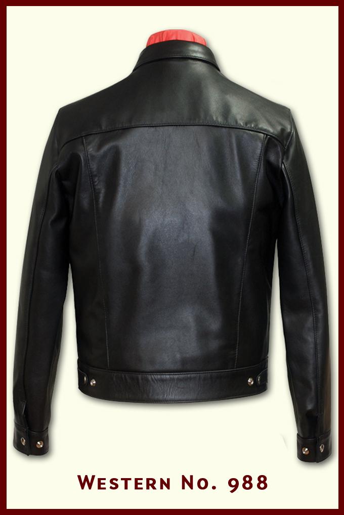 Lewis Leathers Western jacket