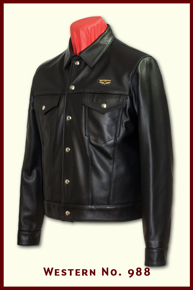 Western jacket, Aviakit