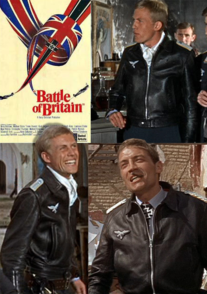 Battle Of Britain, Lewis Leathers