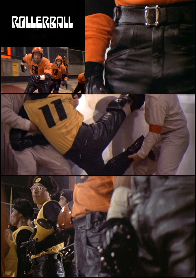 Rollerball, Lewis Leathers