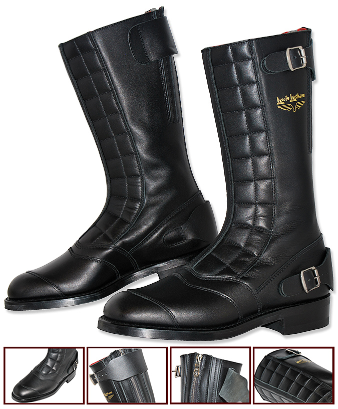 Lewis Leathers, Road Racer boots