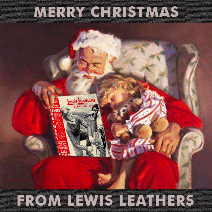 Lewis Leathers Christmas