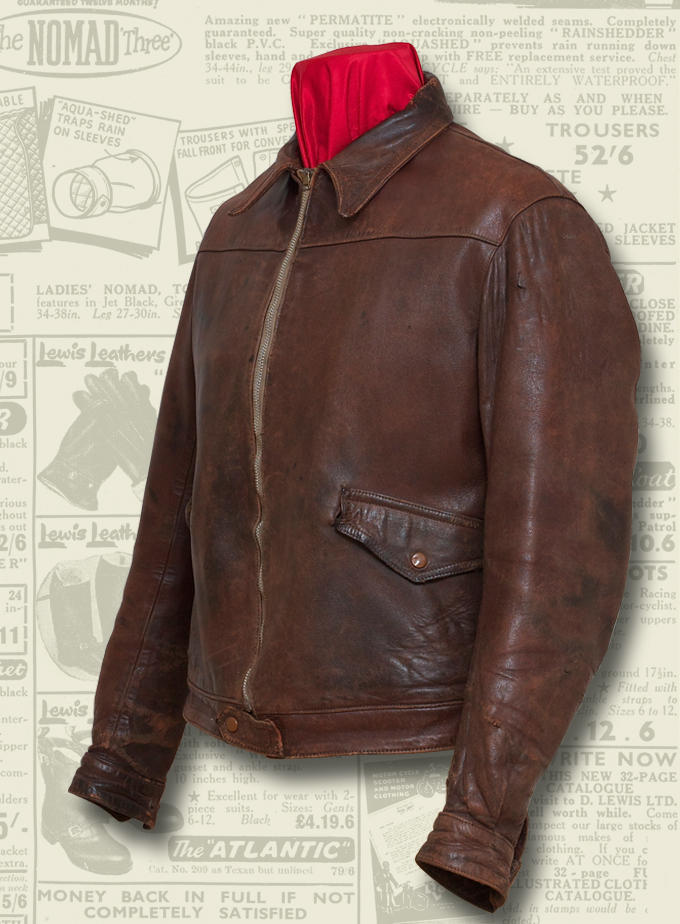 Vintage Countryman jacket; the above was purchased from a member of the  Morgan Owners Club who bought the jacket as vintage in 1955, it is believed  to date ...