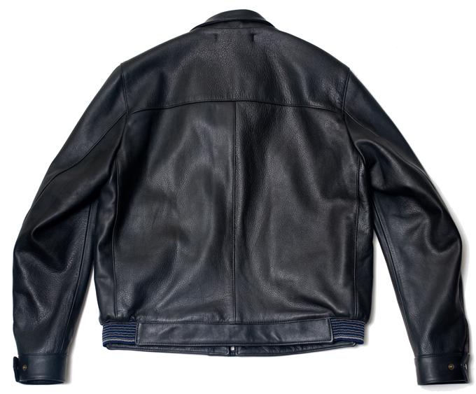 D Lewis, Lumber jacket